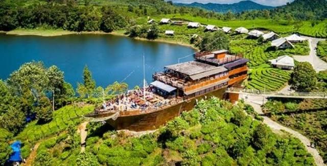 Glamping Lakeside Rancabali Ciwidey Dan Pesona Situ