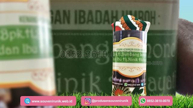 Souvenir Haji dan Umroh, 0852-3610-0070