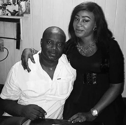 lanre gentry returns first wife