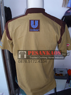 Bikin Kaos Polo Shirt Bordir, Buat Kaos Polo Shirt Bordir