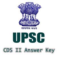 CDS 2 Answer Key