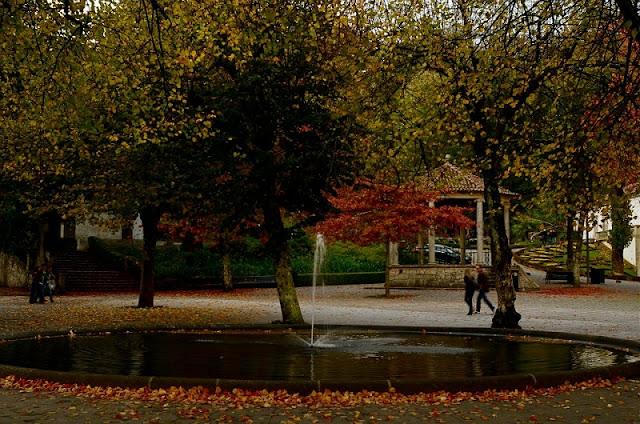 Outono em Braga