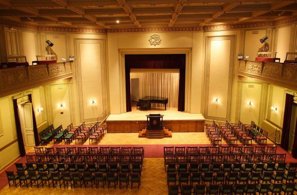 """Μουσική Σύμπραξη Φιλαρμονικής και Μεικτής Πολυφωνικής Χορωδίας Δ.Ο.Π.Π.Α.Τ Ναυπλίου στον """"Παρνασσό"""""""
