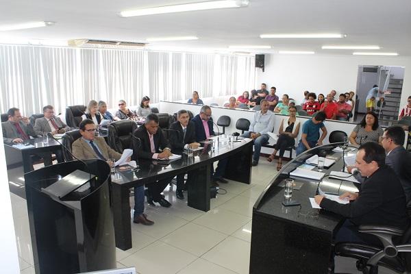Vereadores de Delmiro Gouveia apresentam projetos que focam no desenvolvimento do município