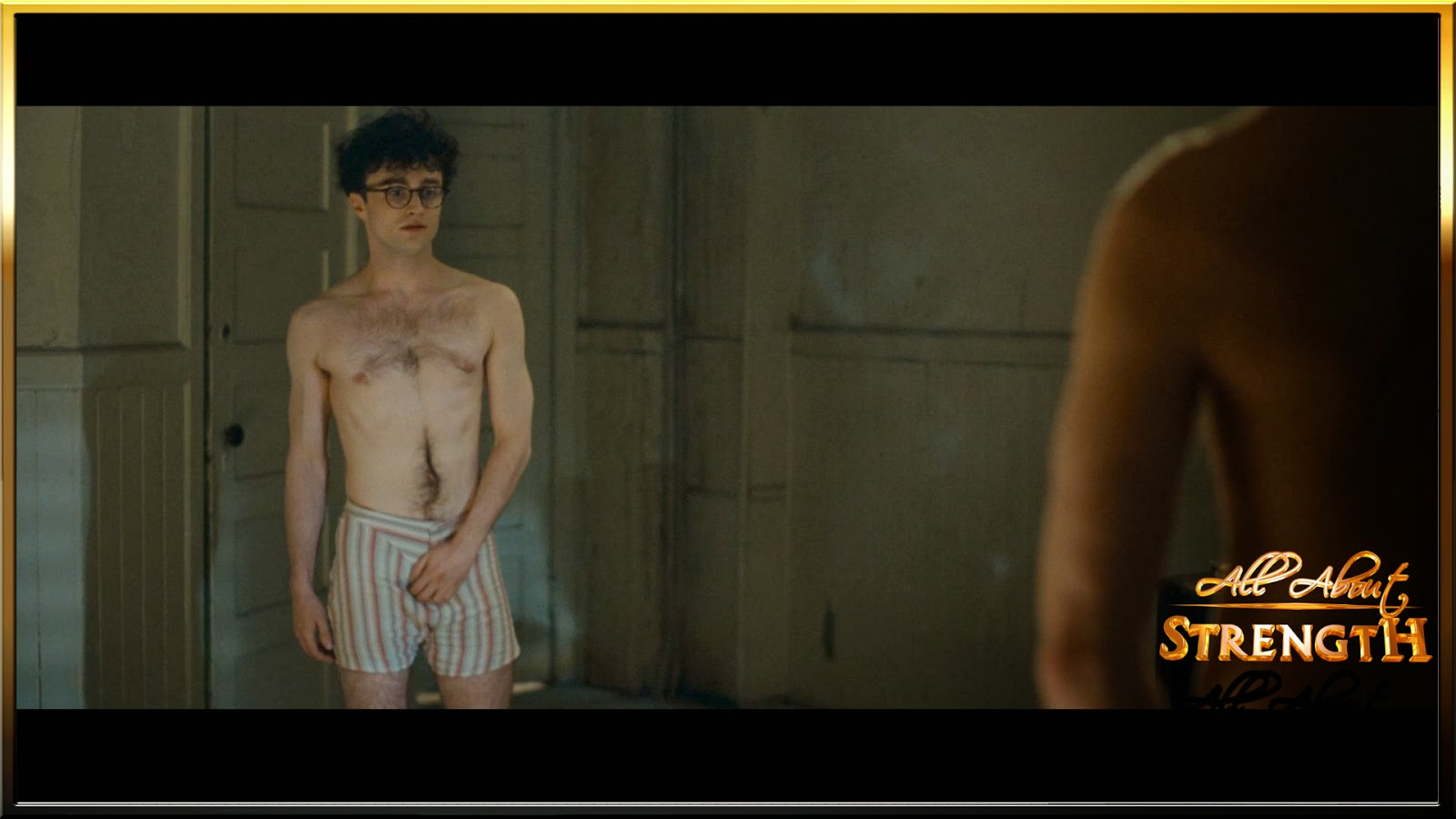 Words... Shirtless daniel radcliffe naked simply
