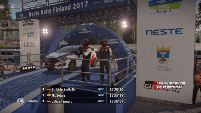 WRC 7 Free Download PC Gameplay
