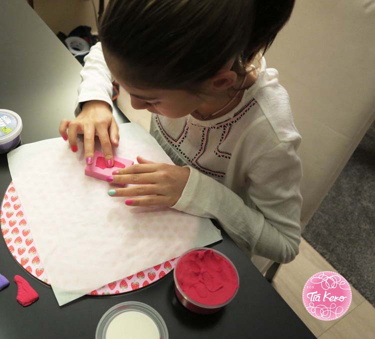 manualidades infantiles faciles de pasta de modelar