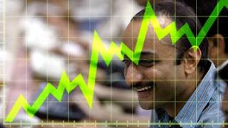 Sensex Nifty high