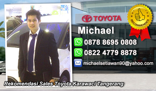 Toyota Karawaci Tangerang