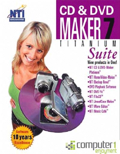 NTI CD&DVD MAKER GRATIS SCARICA