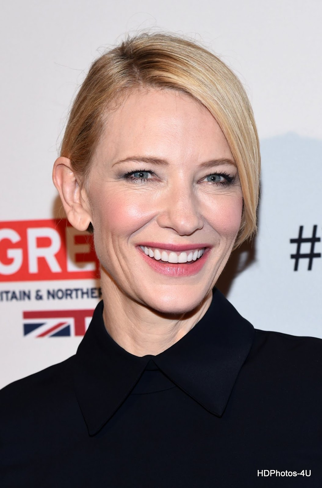 HQ Photo of Cate Blanchett At Bafta Los Angeles Awards Season Tea In Los Angeles