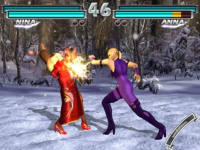 Tekken Tag Tournament Screenshots