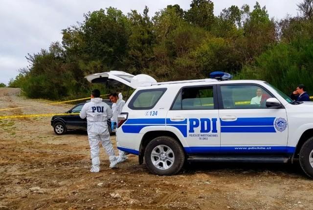 Encontrado cadáver al interior de vehículo