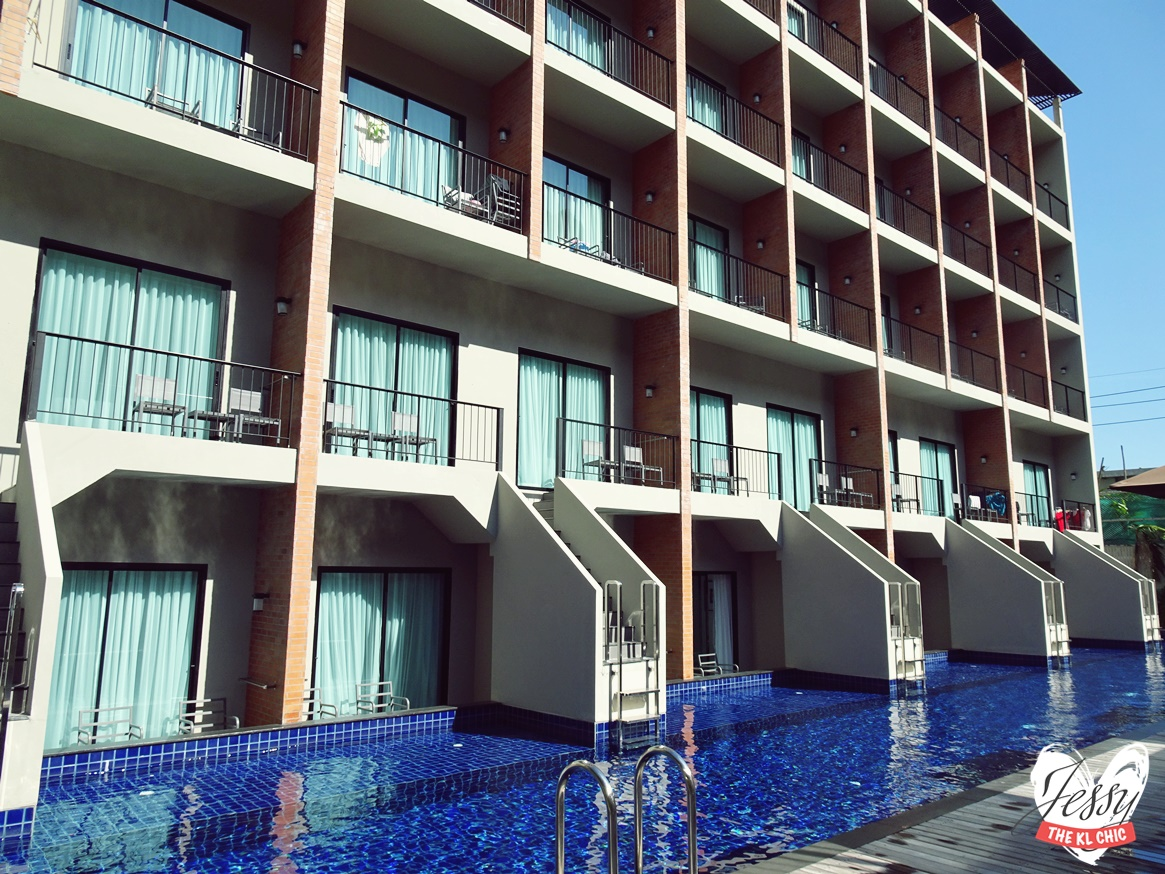 Where I Stayed In Krabi | Sugar Marina Resort - Cliff Hanger Aonang