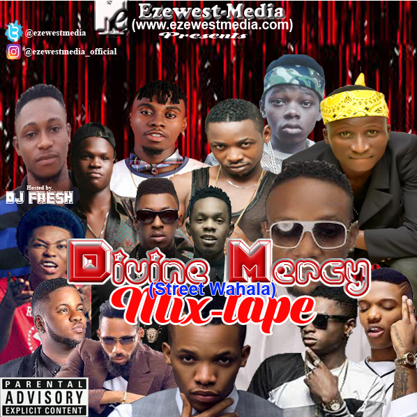 Download Ezewest Media April Mixtape