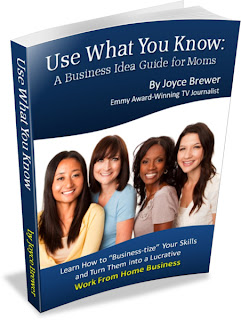 "[Book Review] 7 Tidbits I learned from ""Use What You Know: A Business Idea Guide for Moms by Joyce Brewer"