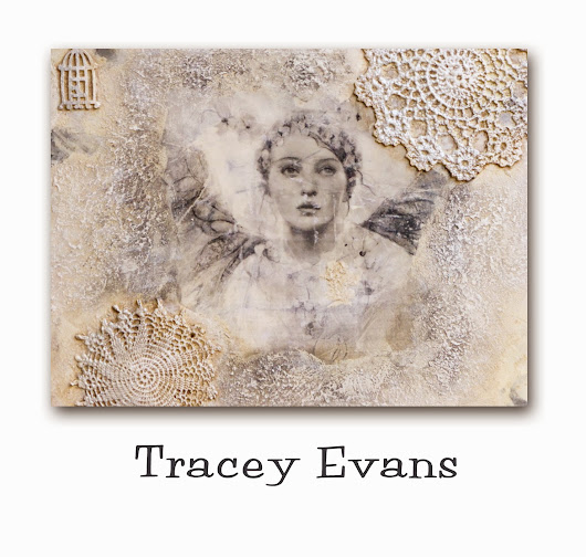 """the ice maiden"" by Tracey Evans"