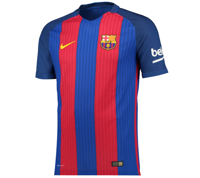 Barcelona Home 2016/2017