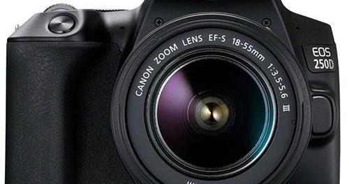 Canon announces the EOS 250D / Rebel SL3 DSLR camera
