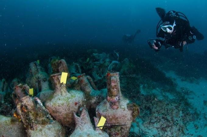 Το αρχαίο ναυάγιο που αλλάζει τις γνώσεις για την ναυπηγική των Ελλήνων θα είναι προσβάσιμο στους δύτες .