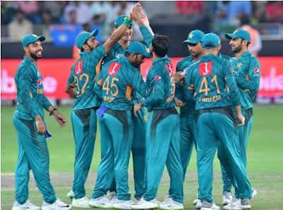Pakistan beat Australia by defeating T-T20 series