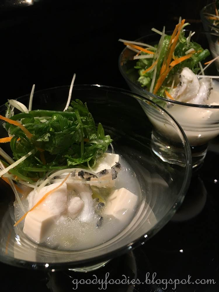 Is Poured Tableside Over Thin Slices Of Fish And The Hot Soup Cooks The Fish The Soup Is Full Bodied And Robust Great For A Rainy Evening