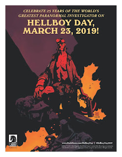 Dark Horse Comics Hellboy Day