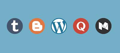 tips memilih platform blog