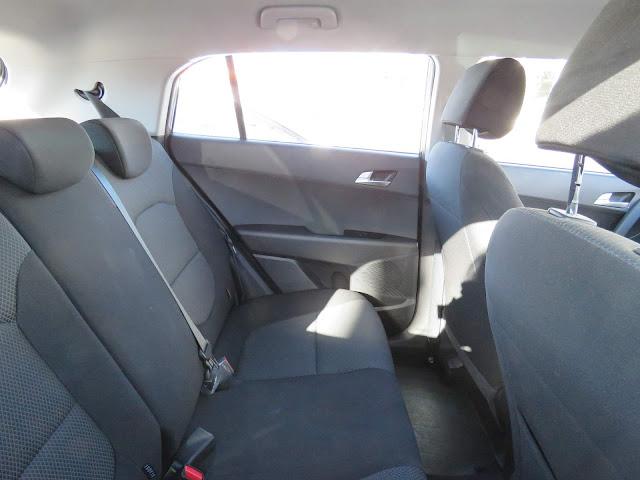 Hyundai Creta 1.6 Automático - interior