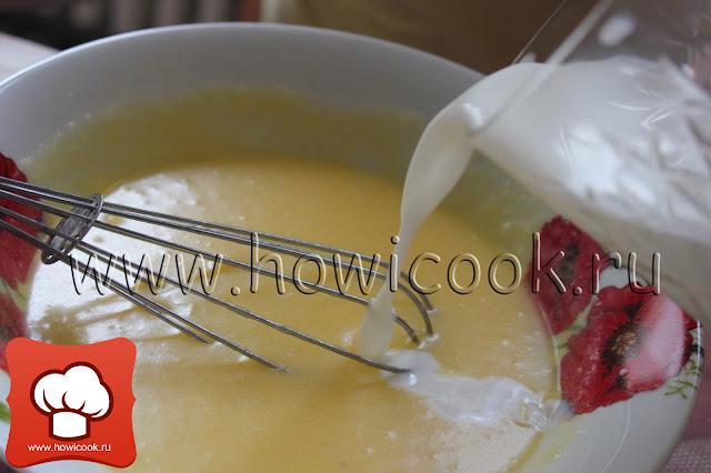 рецепт маффинов с клубникой с пошаговыми фото