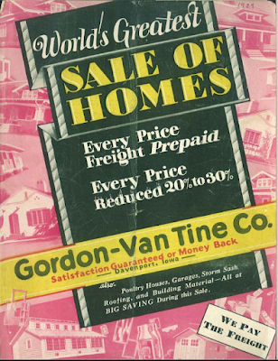 gvt special sale catalog cover 1929