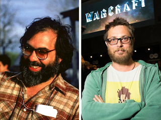 Francis Ford Coppola and Duncan Jones