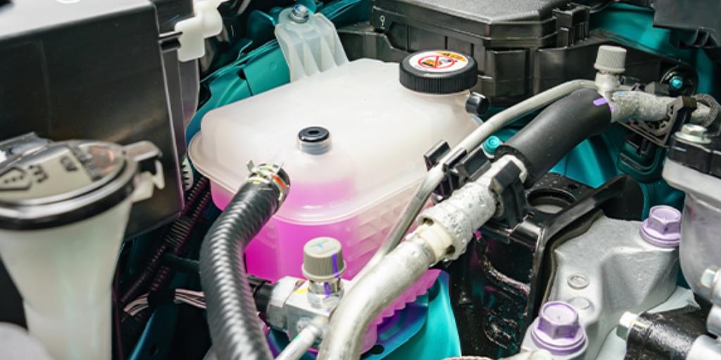 Refrigerantes para autos