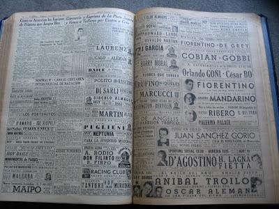 Resultado de imagen de Bailando tango en Buenos Aires años cincuenta Buenos Aires