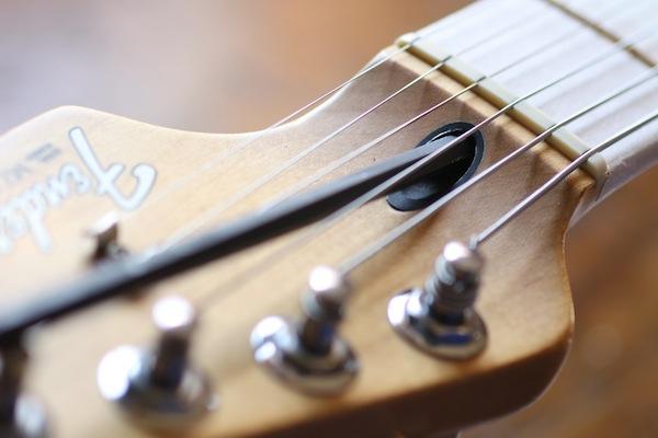 truss rod guitar fender