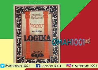 E-Book: Pengantar Menuju Logika Karya Murtadha Muthahhari, Omah1001.net