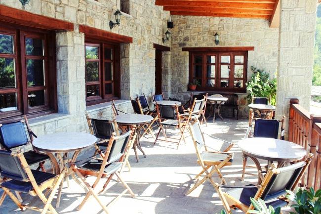 Acheloides Hotel, Kalliroi, Kalambaka, Aspropotamos, Trikala, Greece