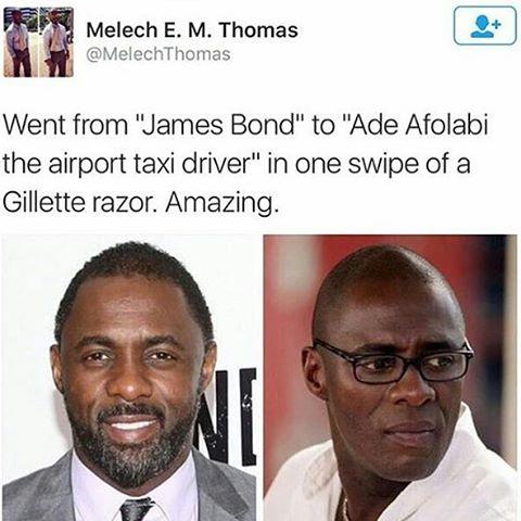 idris mercyflawless blog funny picture idris elba turns nigerian taxi