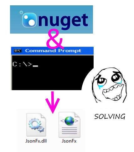 nuget download command