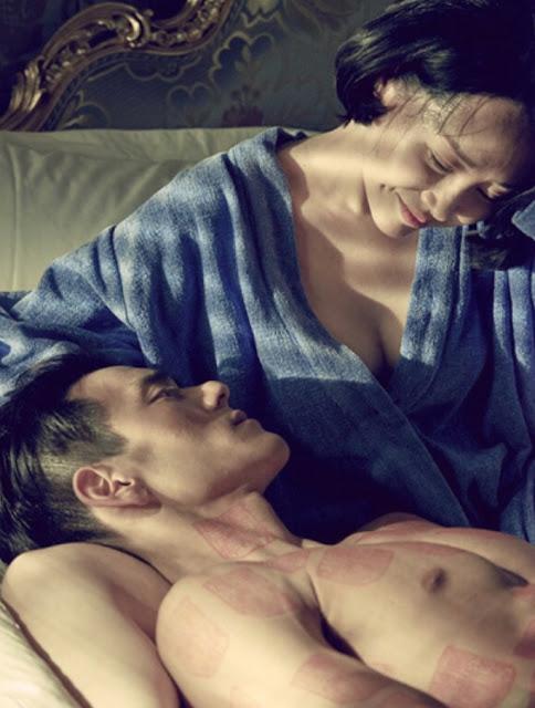 Xu Qing Eddie Peng deny dating Hidden Man