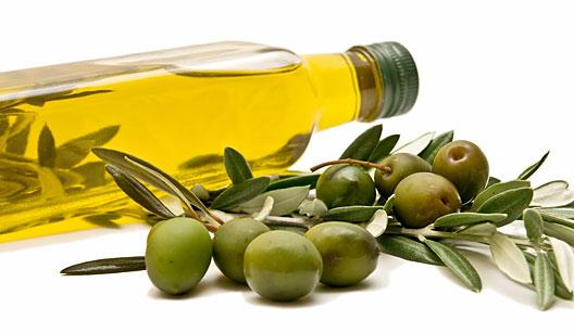 umectacao quente com azeite de oliva