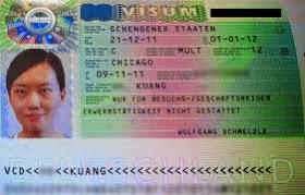 Schengen deutschland visum Covid