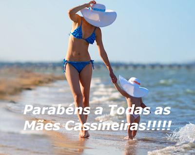 Parabéns mães Cassineiras