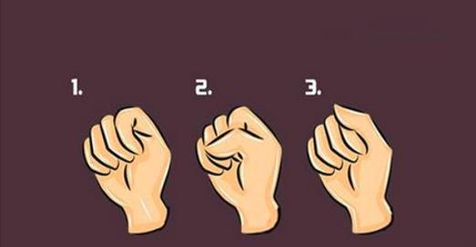 La façon dont vous serrez votre poing en dit long sur votre santé et votre personnalité