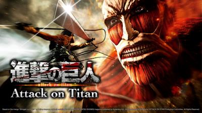 Attack on Titan/ Shingeki No Kyojin Mod Apk Terbaru