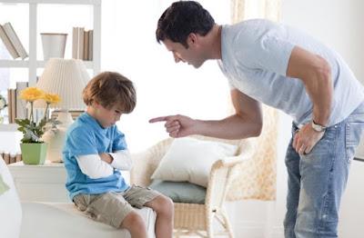 9 Cara Menghukum Anak Yang Benar Dan Mendidik