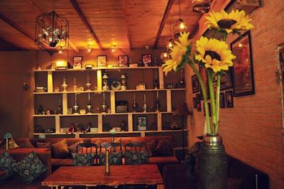 Trang trí vật dụng nội thất cafe theo phong cách độc và lạ 1