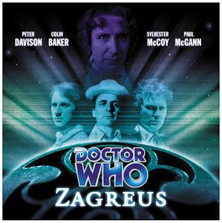 Doctor Who Zagreus