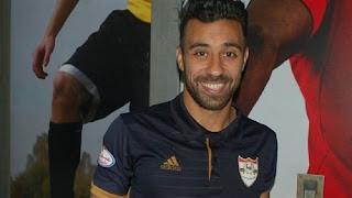 صلاح أمين يتصدر ترتيب هدافي الدوري المصري 2018 بعد نتيجة مباراة النجوم والمصرى اليوم