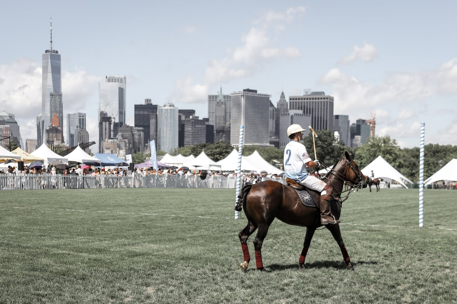 Victory Polo Classic Match